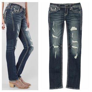 Rock Revival Priya Straight Jeans